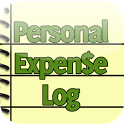 Personal Expense Log icon