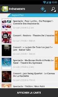 Balumpa sortir soirée concert - screenshot thumbnail