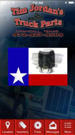 Tim Jordan's Truck Parts Inc.