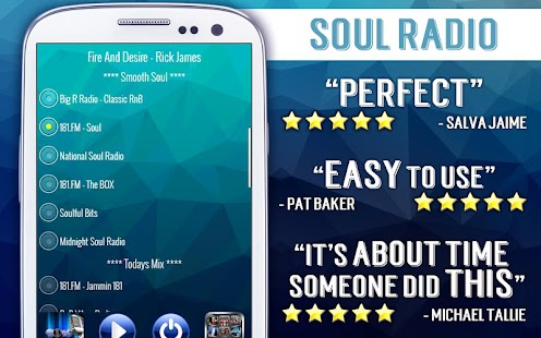 Free Soul Radio - screenshot thumbnail