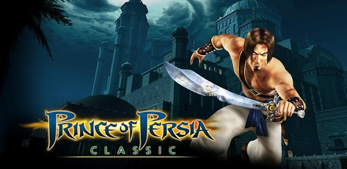 Prince of Persia Classic v1.0 Apk + SD Data