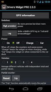 Drivers Widget PRO