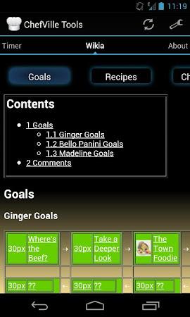 Chefville Tools 1.6 screenshot 73999