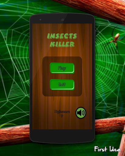 Insects Killer free game