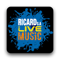 Ricard S.A Live Music logo