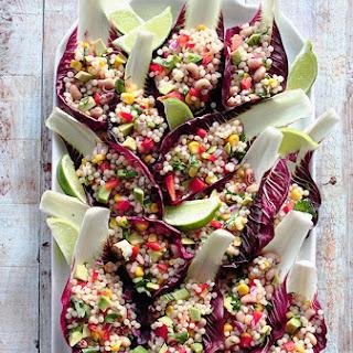 Cowboy Caviar Couscous Salad