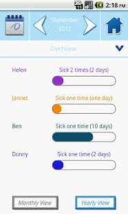Medicalog for Families - screenshot thumbnail