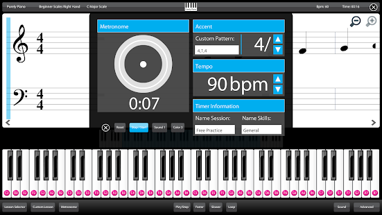 Download Android App Piano Learn Lessons Free Guide For