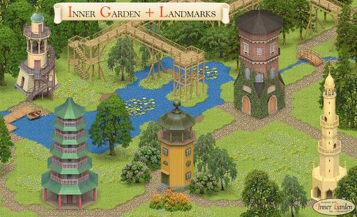 玩免費休閒APP 下載中庭 (Inner Garden) app不用錢 硬是要APP