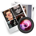 Halloween Collage Maker icon