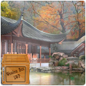 misty chinese garden LWP icon