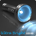 Ultra Bright Flashlight LED HD logo