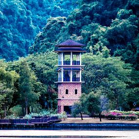 Gunung Lang, Ipoh, Perak, Malaysia by Tun Izmir - City,  Street & Park  City Parks ( gunung lang, malaysia, perak, landscape, ipoh, taman )