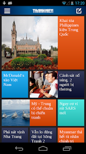 Thanh Nien Mobile - screenshot thumbnail