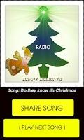 Screenshot of Christmas Radio - Free