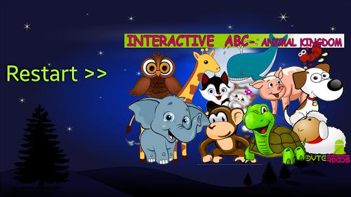 【免費教育App】Interactive ABC Animal Kingdom-APP點子