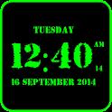 Super Digital Clock LiveWP icon