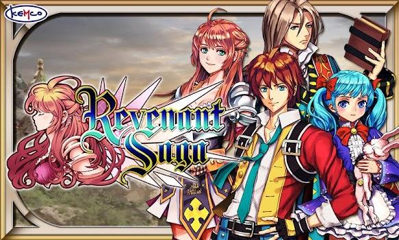 RPG Revenant Saga