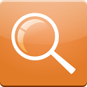 Orange Search for Google™ icon