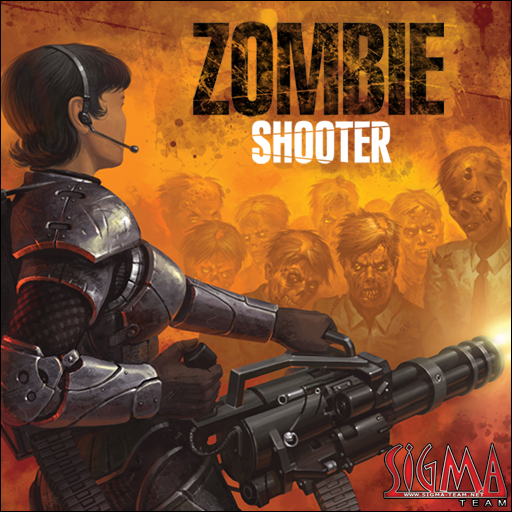 Zombie shooter V3.1.1 Mod для Android