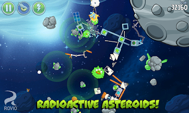 Angry Birds Space Premium Screenshot 27
