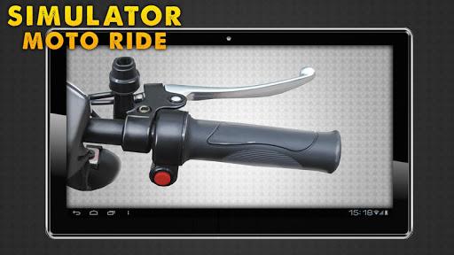 Simulator Moto Ride