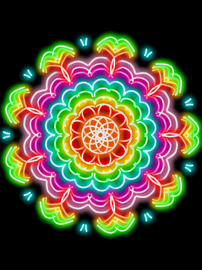 Kaleidoscope Doodle Pad - Android Apps on Google Play