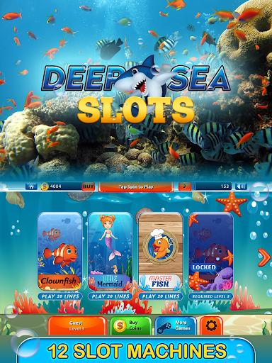 Deep Sea Slots Free Pokies