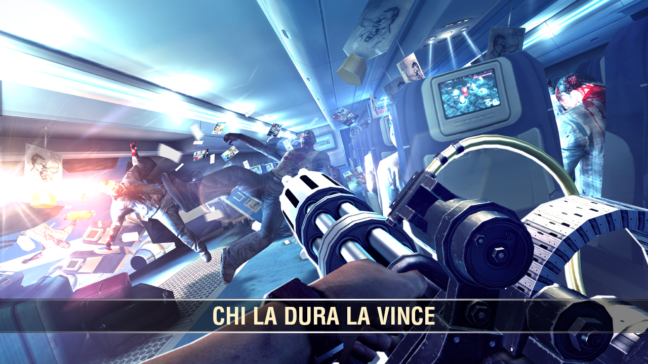 DEAD TRIGGER 2: ZOMBIE SHOOTER- screenshot
