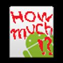買い物計算 icon