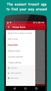 Probus Rome: Live Bus & Routes- screenshot thumbnail