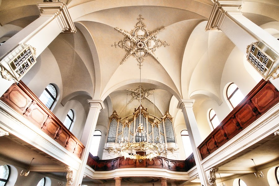 Church of  Augustusburg by Axel K. Böttcher - Buildings & Architecture Places of Worship ( church, organ, warship, augustusburg )