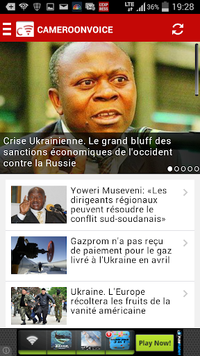 Cameroonvoice Mobile