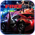 Racing car Hot Pursuit icon