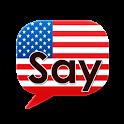 说英语 logo
