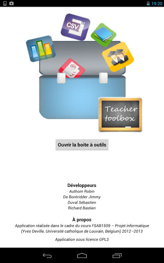 Teacher Toolbox Plus- screenshot