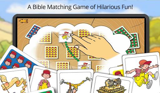 Bible Matching Game