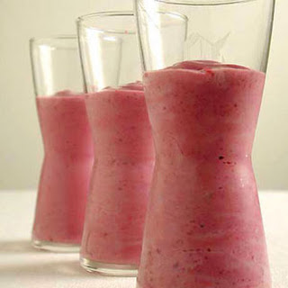 Tofu Fruit Smoothies.