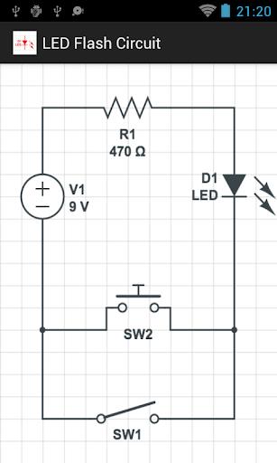 LED Flash Circuit