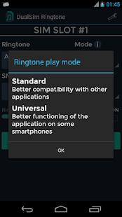 DualSim Ringtone - náhled