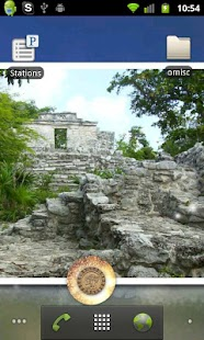 Countdown to Mayan 2012 LiveWP - screenshot thumbnail