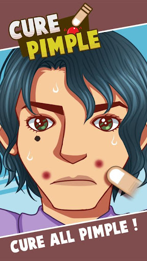 【免費休閒App】Cure Pimple-APP點子