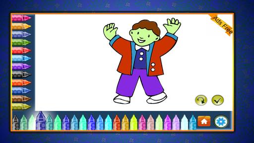 Coloring Book Dancing 1.7.0 screenshots 7