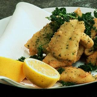 Posh Plaice Fish Fingers