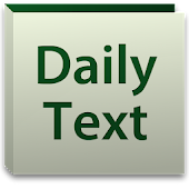 Daily Bible Text 2015