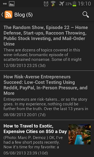 免費生活App|Tim Ferriss -Unofficial-|阿達玩APP