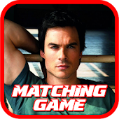 Ian Somerhalder Matching Game