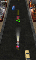 Screenshot of Xtreme Police Moto Racer Bike