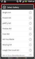 Screenshot of iSpyArt