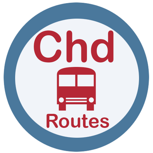 Chandigarh Bus Routes LOGO-APP點子